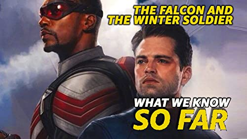 "What We Know About ""The Falcon and the Winter Soldier"" So Far"