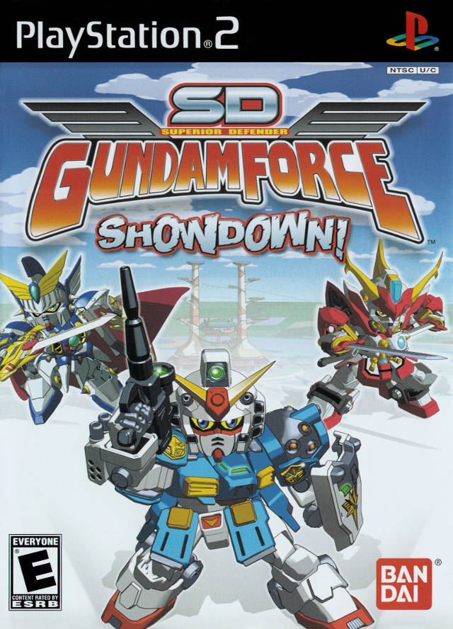 SD Gundam Force: Showdown!