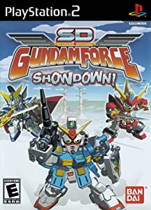SD Gundam Force: Showdown! full movie hd 1080p