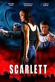 Brian Krause and Melanie Stone in Scarlett (2020)