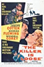 The Killer Is Loose (1956) Poster