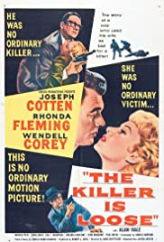 The Killer Is Loose (1956) 720p