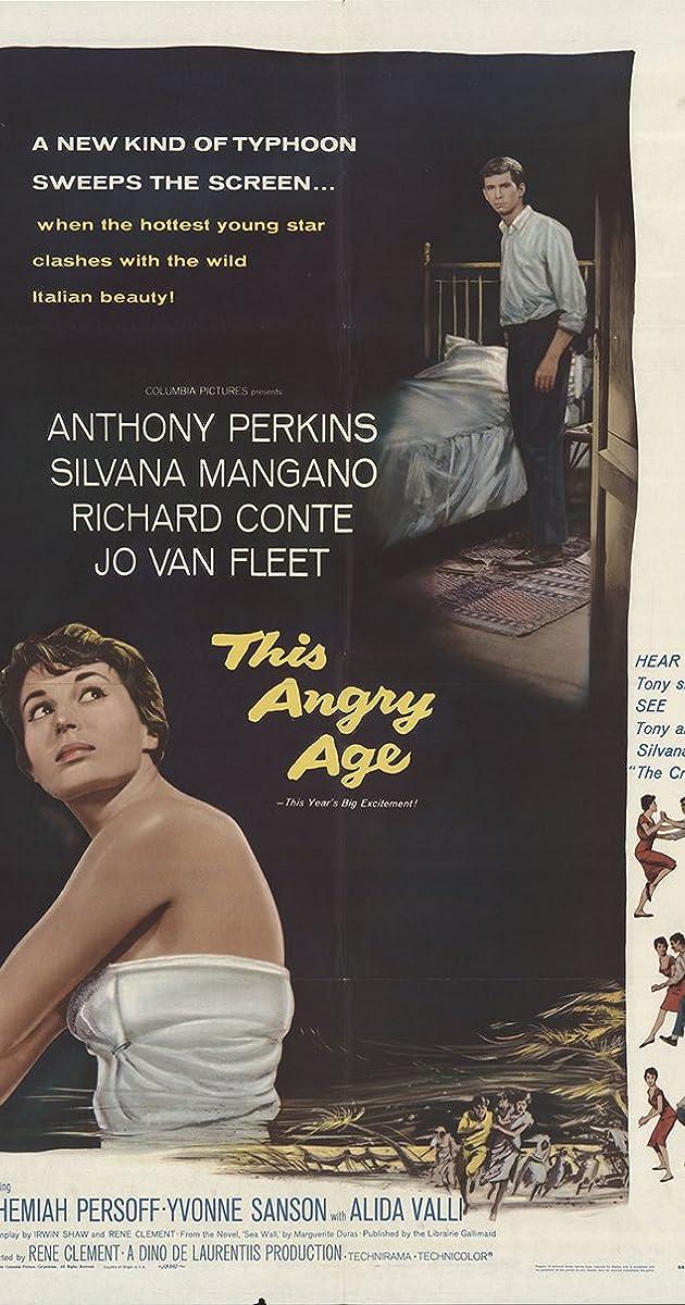 This Angry Age 1957 Imdb