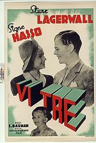 Vi tre (1940)