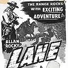 Allan Lane and Eddy Waller in Bandit King of Texas (1949)