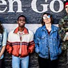 Brandon Fields, Hannah Lori, Kaitlin Hodson, and Andrew Bearden in Bryn Gets a Life (2021)