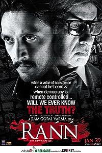 Must watch funny movies list Rann by Ram Gopal Varma [x265]