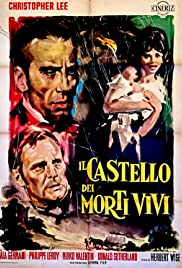 The Castle of the Living Dead(1964) Poster - Movie Forum, Cast, Reviews