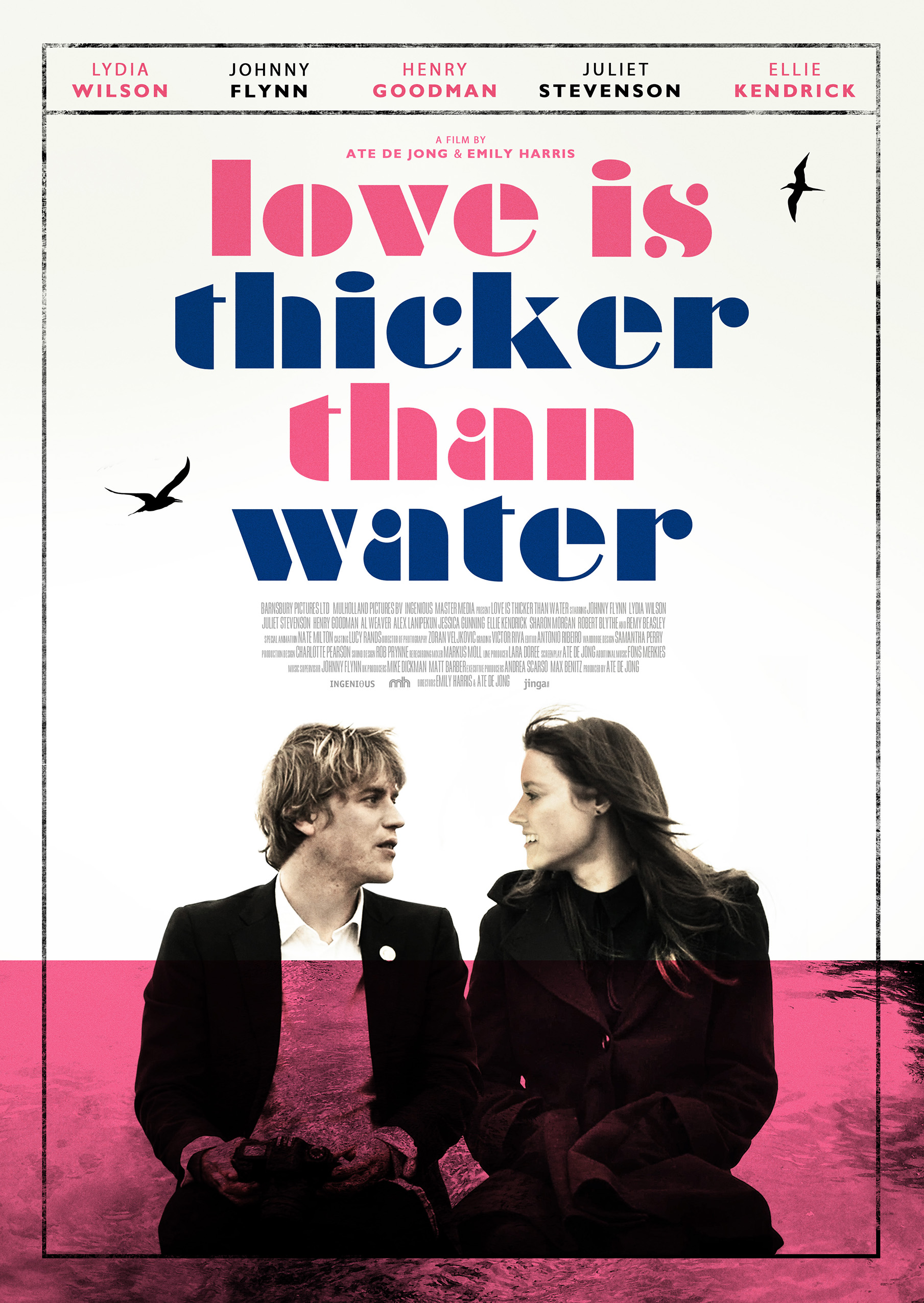 Love Is Thicker Than Water 2016 Imdb
