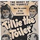 Kay Harris, Vinton Hayworth, William Tracy, and George Watts in Tillie the Toiler (1941)