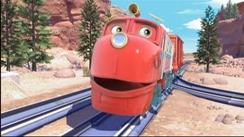 Trailer for Chuggington: Let's Ride The Rails