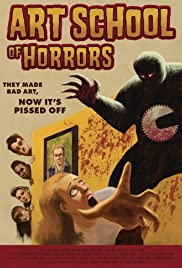 Art School of Horrors Poster