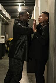 50 Cent and Rotimi in Power (2014)