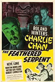 The Feathered Serpent Poster