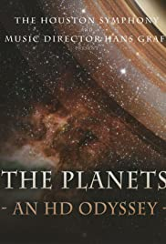 The Planets: An HD Odyssey Poster