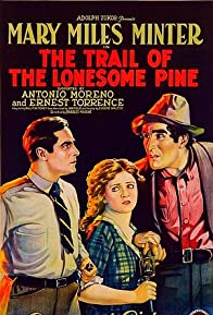 Primary photo for The Trail of the Lonesome Pine