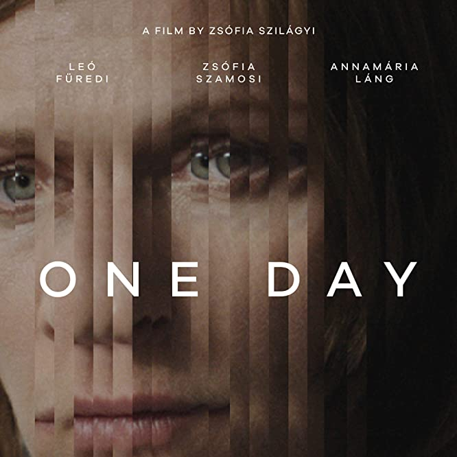 Zsófia Szamosi in One Day (2018)