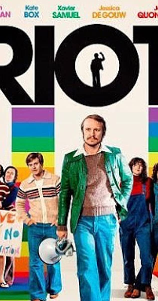 riot  tv movie 2018