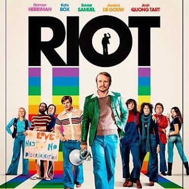 Riot (2018) HDRip