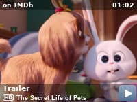 Secret Life of Pets Poster Movie Summer 2016 Hit Kids FREE P+P CHOOSE YOUR SIZE