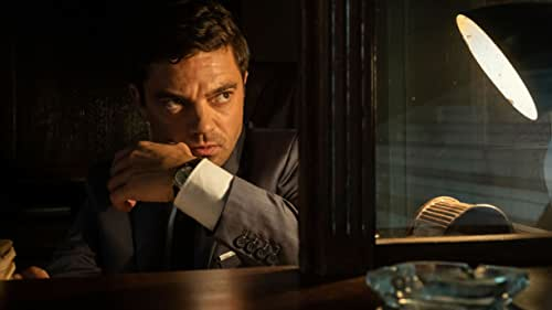 Spy City follows Fielding Scott (Dominic Cooper), an English spy who is sent to Berlin in 1961 to sift out a traitor, one within the UK Embassy or amongst the Allies, shortly before the construction of the Berlin Wall.