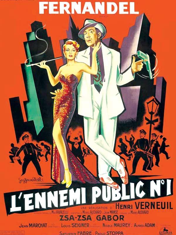 L'ennemi public n° 1 (1953)