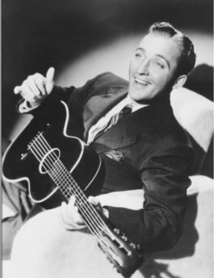 Bing Crosby in Paris Honeymoon (1939)