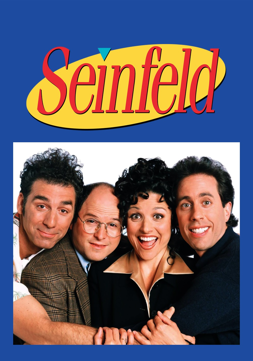Seinfeld Season 9 COMPLETE WEBRip 720p