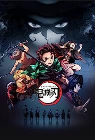 Takahiro Sakurai, Toshihiko Seki, Hiro Shimono, Yoshitsugu Matsuoka, Natsuki Hanae, and Akari Kitô in Demon Slayer: Kimetsu No Yaiba (2019)