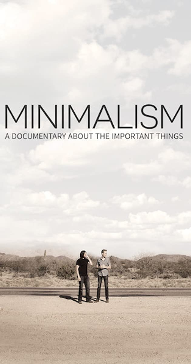 Subtitle of Minimalism: A Documentary About the Important Things