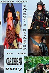 Primary photo for Captain Jokes Parrot's Disaster of the Caribbean