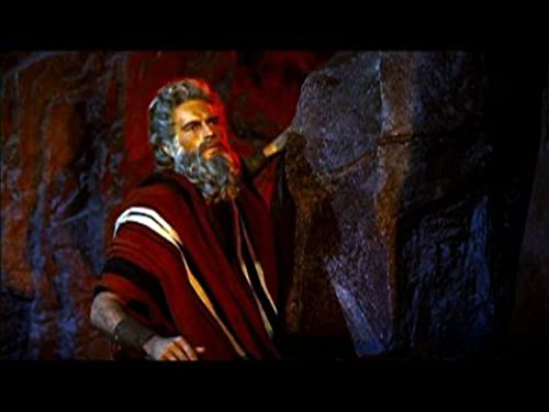 The Ten Commandments: Blu-Ray Release