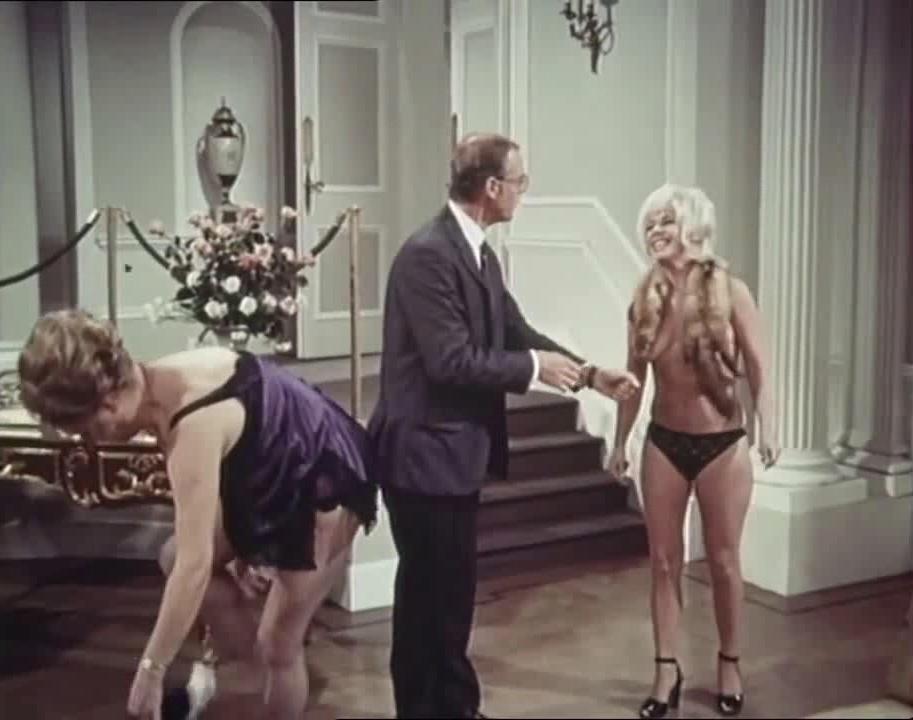 Barbara Windsor in Not Now Darling (1973)
