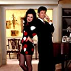 Fran Drescher and Charles Shaughnessy in The Nanny (1993)