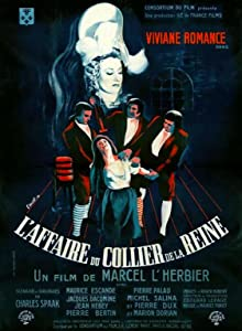 Latest movie trailer free download L'affaire du collier de la reine [hdrip]