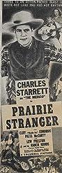 Prairie Stranger (1941) Poster