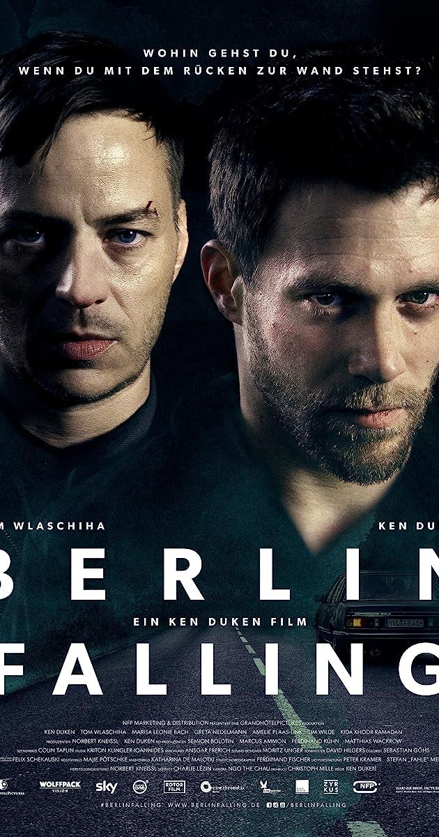 Berlin Falling Stream