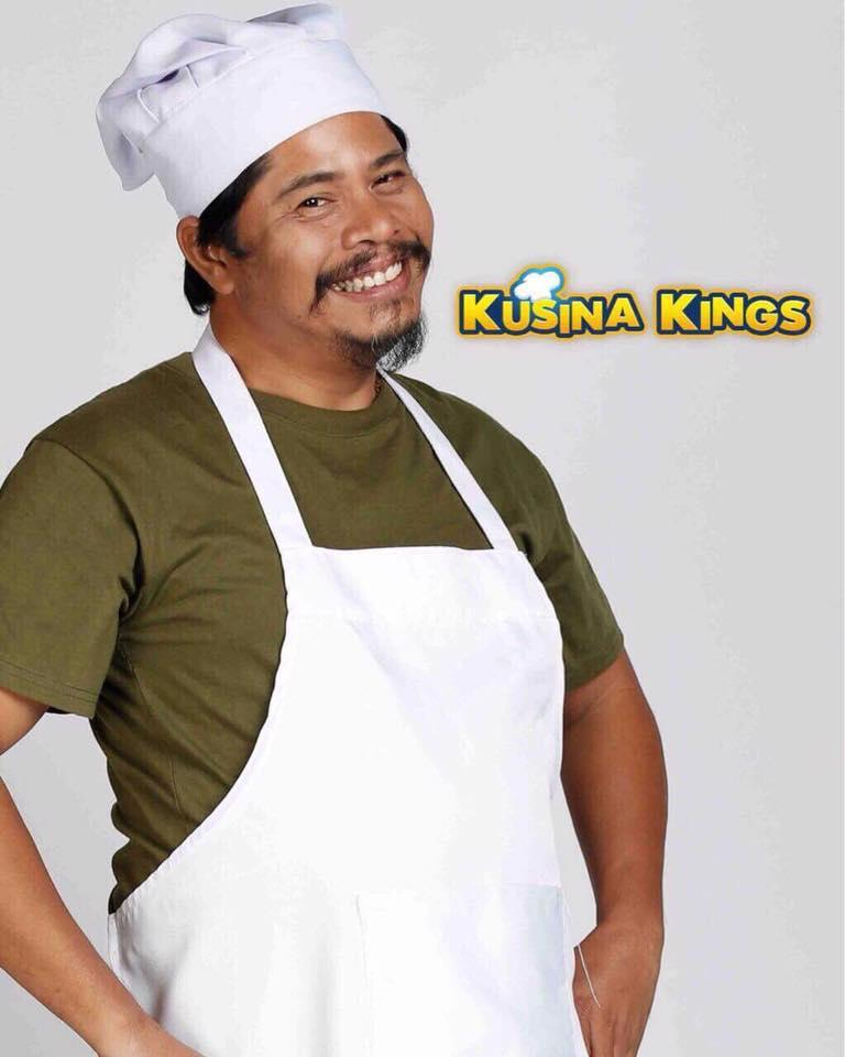 Jun Sabayton in Kusina Kings (2018)