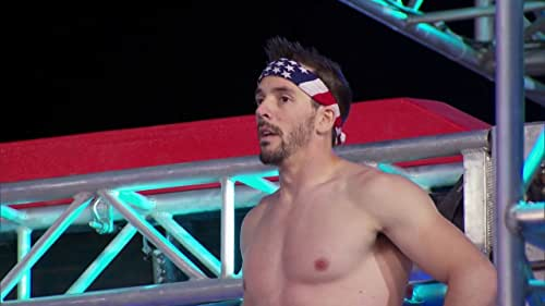 American Ninja Warrior: Drew Drechsel's Awesome Stage 2 Run