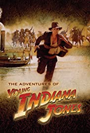 The Adventures of Young Indiana Jones Poster