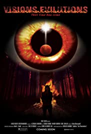 Visions aka Visions Evilutions Poster