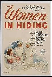 Women in Hiding Poster