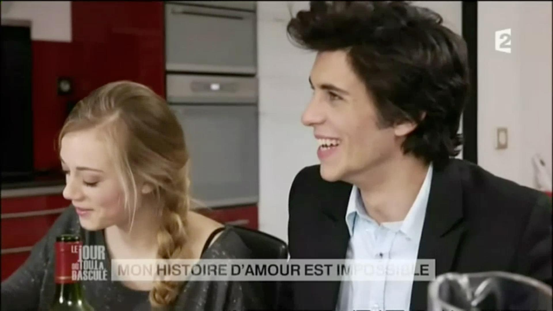 Maxence Kouzoubachian and Leïla Macaire in Le jour où tout a basculé (2011)