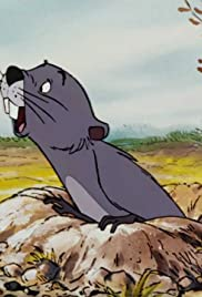 what animal is gopher from winnie the pooh