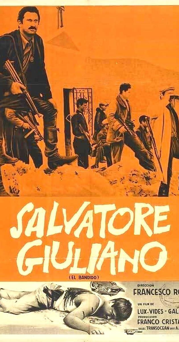 Subtitle of Salvatore Giuliano