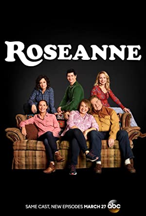 Roseanne 9x17 - Some Enchanted Merger