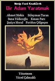 Bir Adam Yaratmak Poster