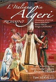 L'Italiana in Algeri, Dramma giocoso per musica in due atti di Angelo Anelli Poster