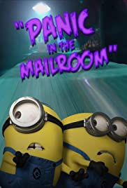 Panic in the Mailroom Poster