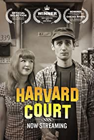 Chelsea Spirito and Christian Prentice in Harvard Court (2015)